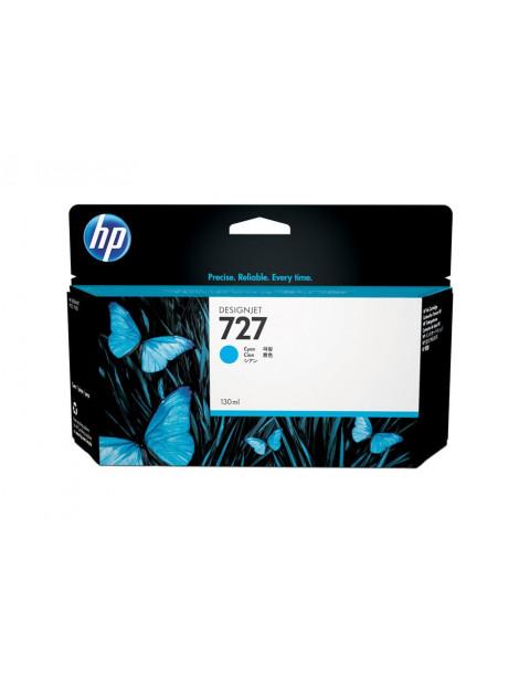 HP 727 CYAN CARTUCHO DE TINTA ORIGINAL B3P19A