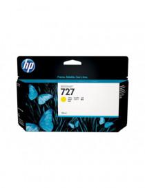 HP 727 AMARILLO CARTUCHO DE TINTA ORIGINAL B3P21A