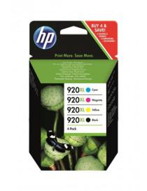 HP 920XL MULTIPACK ORIGINAL 4 CARTUCHOS C2N92AE