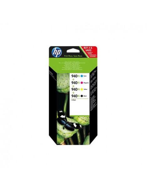 HP 940XL MULTIPACK ORIGINAL 4 CARTUCHOS C2N93AE