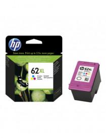 HP 62XL TRICOLOR CARTUCHO DE TINTA ORIGINAL C2P07AE