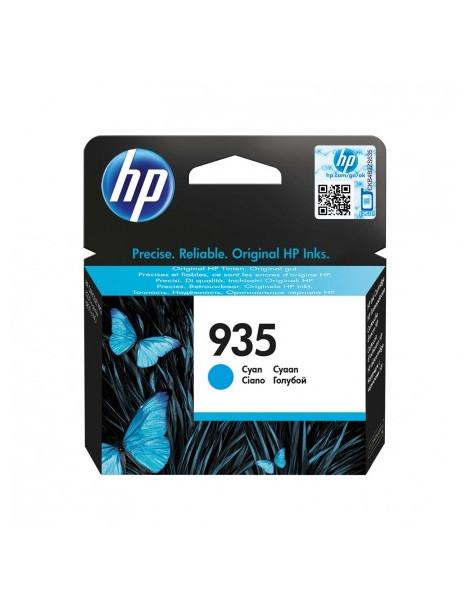 HP 935 CYAN CARTUCHO DE TINTA ORIGINAL C2P20AE