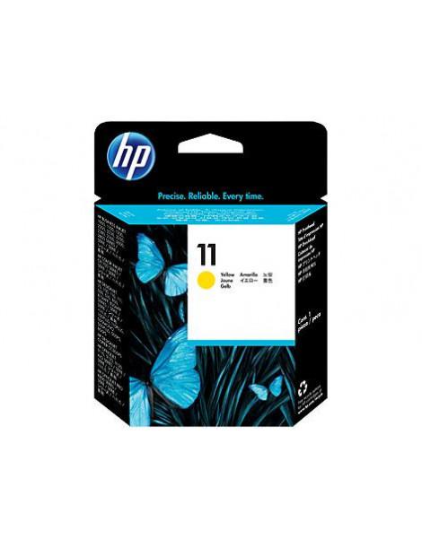 HP 11 AMARILLO CABEZAL DE IMPRESION ORIGINAL C4813A