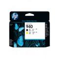 HP 940 NEGRO/AMARILLO CABEZAL DE IMPRESION ORIGINAL C4900A