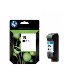 HP 15 NEGRO CARTUCHO DE TINTA ORIGINAL C6615DE