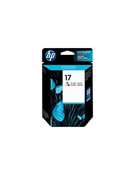 HP 17 TRICOLOR CARTUCHO DE TINTA ORIGINAL C6625A