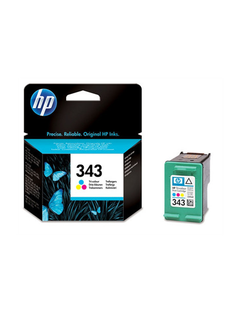 HP 343 TRICOLOR CARTUCHO DE TINTA ORIGINAL C8766EE