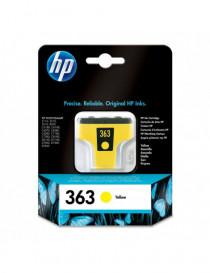 HP 363 AMARILLO CARTUCHO DE TINTA ORIGINAL C8773EE