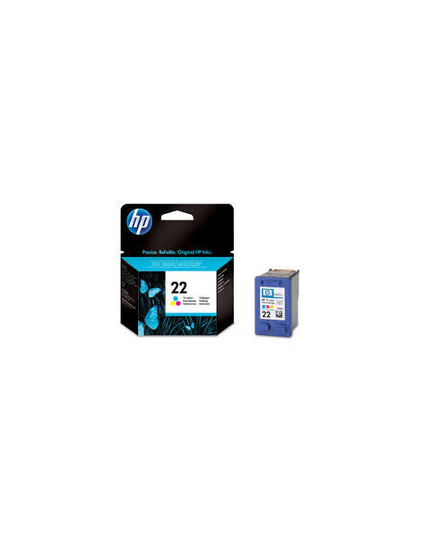 HP 22 TRICOLOR CARTUCHO DE TINTA ORIGINAL C9352AE