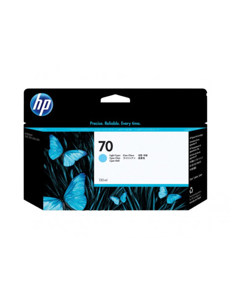 HP 70 CYAN LIGHT CARTUCHO DE TINTA ORIGINAL C9390A