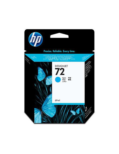 HP 72 CYAN CARTUCHO DE TINTA ORIGINAL C9398A