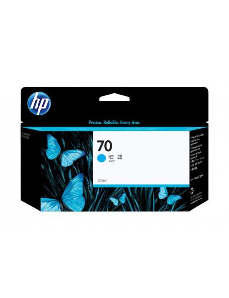 HP 70 CYAN CARTUCHO DE TINTA ORIGINAL C9452A