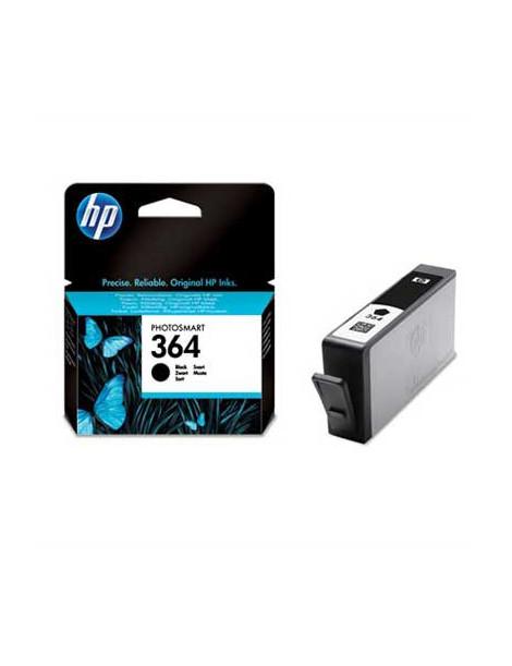 HP 364 NEGRO CARTUCHO DE TINTA ORIGINAL CB316EE