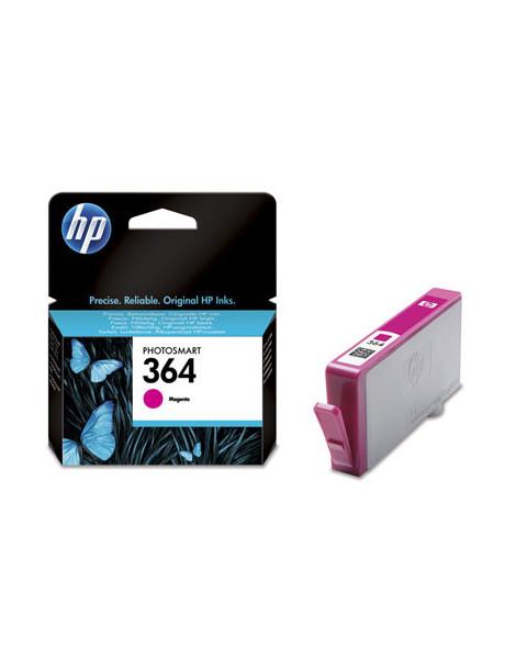 HP 364 MAGENTA CARTUCHO DE TINTA ORIGINAL CB319EE