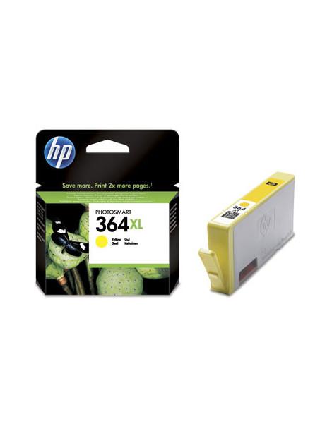 HP 364XL AMARILLO CARTUCHO DE TINTA ORIGINAL CB325EE
