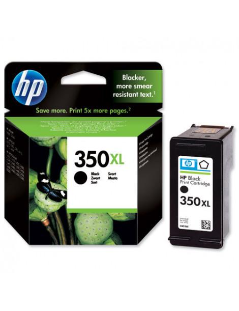 HP 350XL NEGRO CARTUCHO DE TINTA ORIGINAL CB336EE