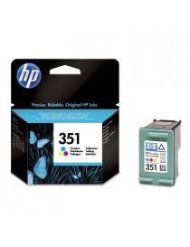 HP 351 TRICOLOR CARTUCHO DE TINTA ORIGINAL CB337EE