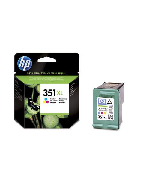 HP 351XL TRICOLOR CARTUCHO DE TINTA ORIGINAL CB338EE