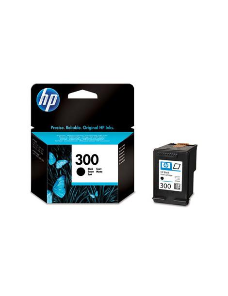 HP 300 NEGRO CARTUCHO DE TINTA ORIGINAL CC640EE