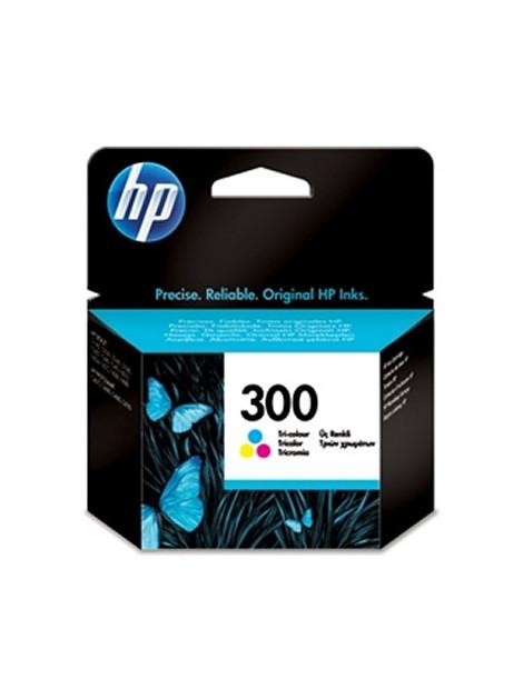 HP 300 TRICOLOR CARTUCHO DE TINTA ORIGINAL CC643EE