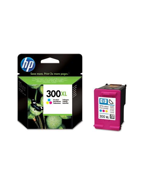 HP 300XL TRICOLOR CARTUCHO DE TINTA ORIGINAL CC644EE