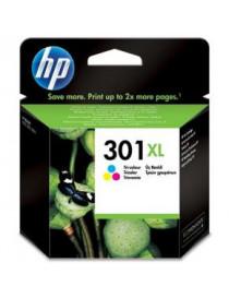 HP 301XL TRICOLOR CARTUCHO DE TINTA ORIGINAL CH564EE