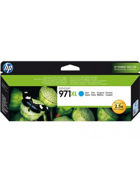 HP 971XL CYAN CARTUCHO DE TINTA ORIGINAL CN626AE