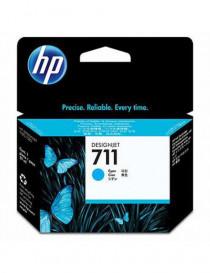 HP 711 CYAN CARTUCHO DE TINTA ORIGINAL CZ130A