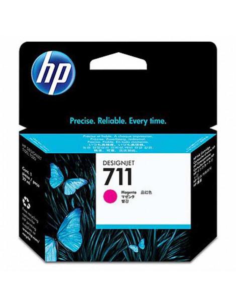 HP 711 MAGENTA CARTUCHO DE TINTA ORIGINAL CZ131A