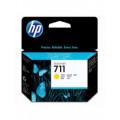 HP 711 AMARILLO CARTUCHO DE TINTA ORIGINAL CZ132A