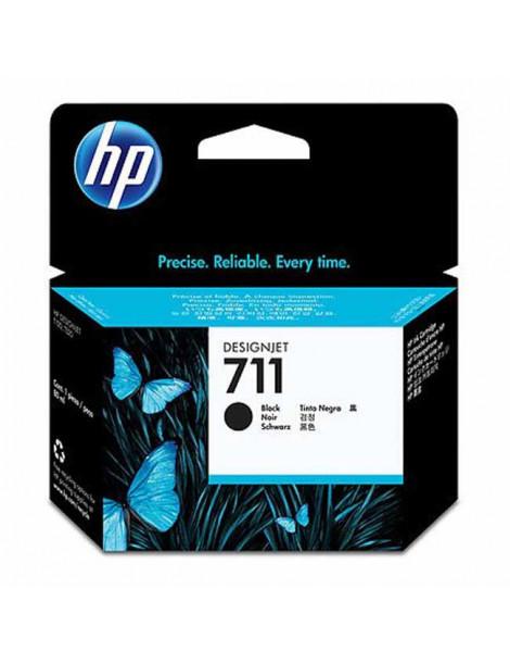 HP 711XL NEGRO CARTUCHO DE TINTA ORIGINAL CZ133A