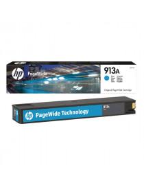 HP 913A CYAN CARTUCHO DE TINTA ORIGINAL F6T77AE