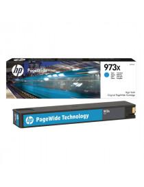 HP 973X CYAN CARTUCHO DE TINTA ORIGINAL F6T81AE