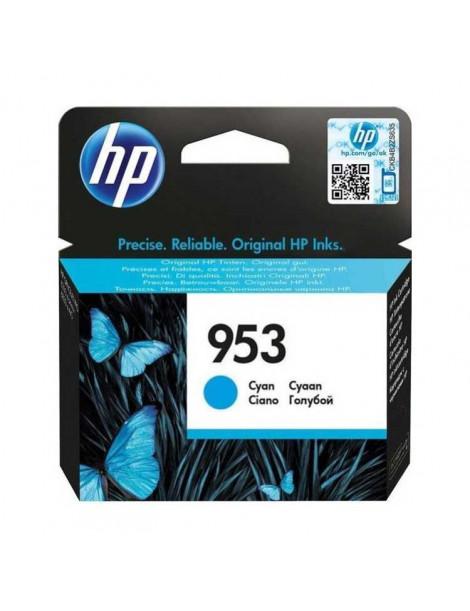 HP 953 CYAN CARTUCHO DE TINTA ORIGINAL F6U12AE