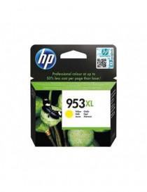 HP 953XL AMARILLO CARTUCHO DE TINTA ORIGINAL F6U18AE