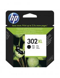 HP 302XL NEGRO CARTUCHO DE TINTA ORIGINAL F6U68AE