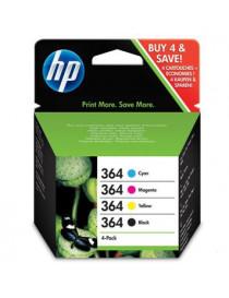 HP 364 VALUE PACK ORIGINAL 4 CARTUCHOS SD534EE/N9J73AE