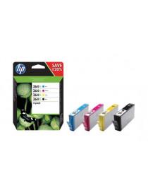 HP 364XL VALUE PACK ORIGINAL 4 CARTUCHOS N9J74AE