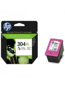 HP 304XL TRICOLOR CARTUCHO DE TINTA ORIGINAL N9K07AE