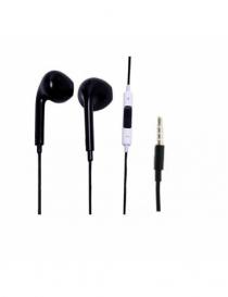 L-Link Auriculares con Microfono EarPods Negro