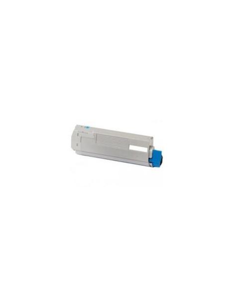 G&G OKI C5850/C5950/MC560 CYAN CARTUCHO DE TONER GENERICO 43865723