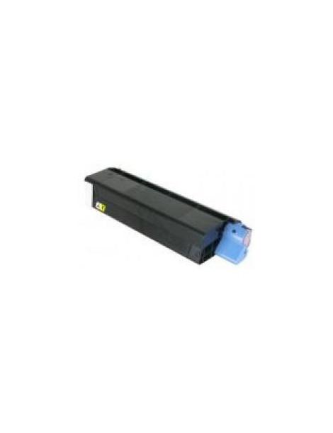 OKI C5100/C5200/C5400/C5250/C5450/C3100/C3200 AMARILLO CARTUCHO DE TONER GENERICO