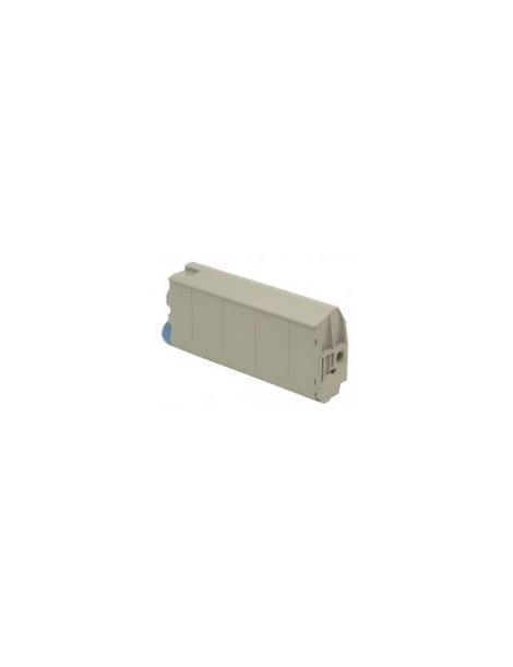 OKI C7100/C7300/C7350/C7500 CYAN CARTUCHO DE TONER GENERICO 41963007