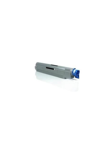 OKI C9600/C9650/C9800/C9850 NEGRO CARTUCHO DE TONER GENERICO 42918916