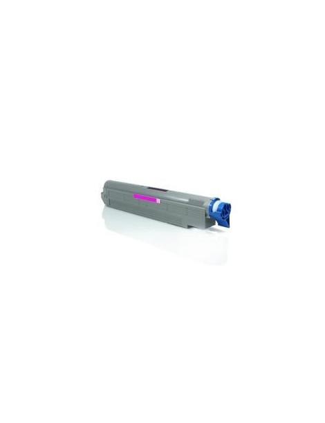 OKI C9600/C9650/C9800/C9850 MAGENTA CARTUCHO DE TONER GENERICO 42918914
