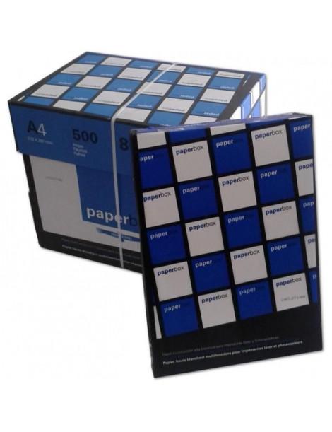 PAQUETE PAPEL PAPERBOX A4 80gr. 210x297